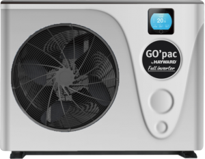 Warmtepomp Go'Pac Full inverter